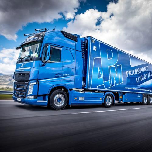 Εταιρική Παρουσίαση APM Transport